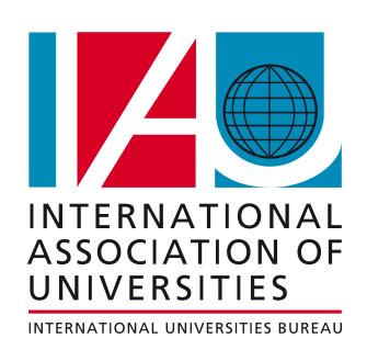 Asociación Internacional de Universidades: