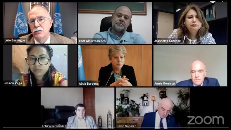 Agencias ONU y expertos llaman a América Latina y el Caribe a aunar visiones hacia la Cumbre sobre los Sistemas Alimentarios