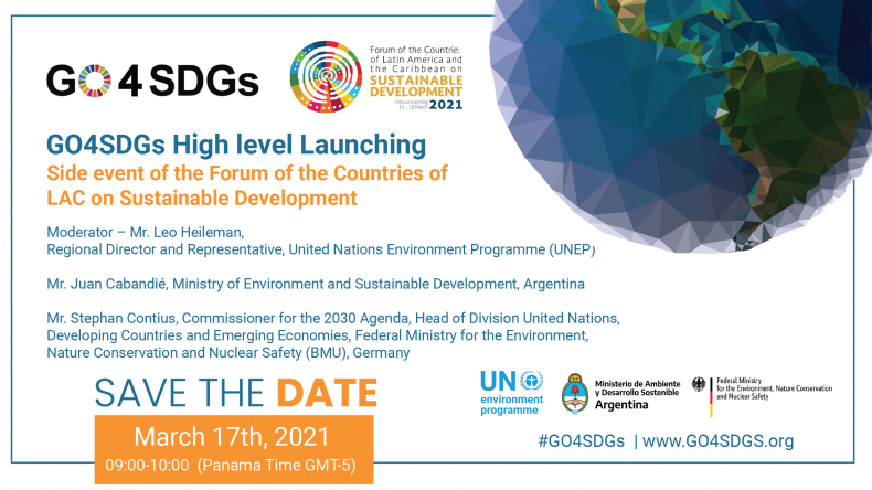 Sustainable Consumption and Production for a Resilient and Inclusive Recovery in Latin America and the Caribbean. GO4SDGs Regional launching (continued)