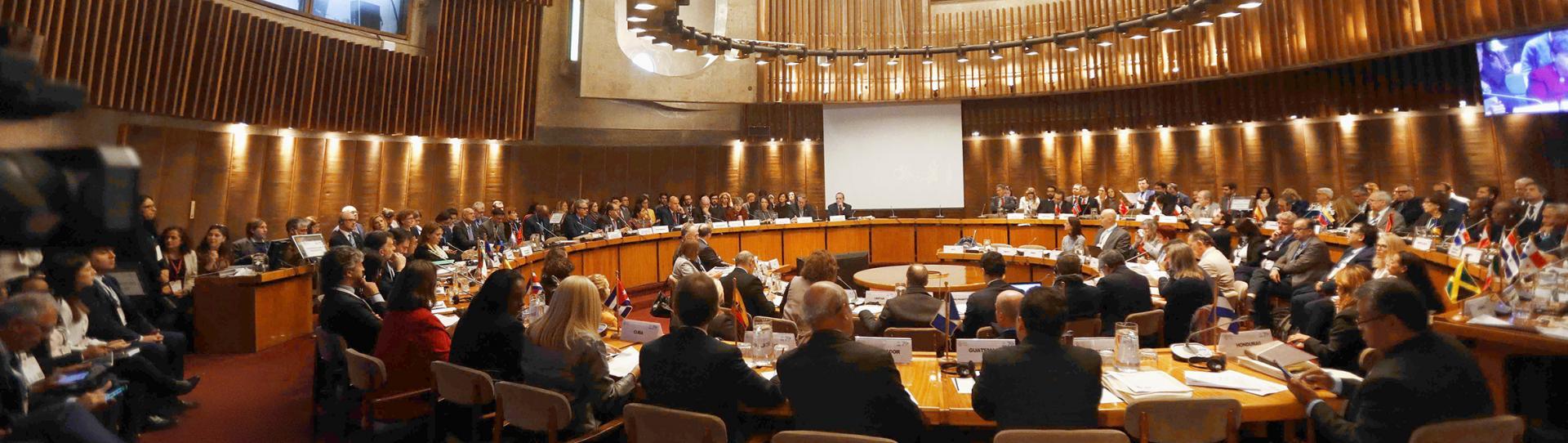 Cumplimiento de la Agenda 2030 -Reunión Foro