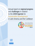 Annual report on regional progress and challenges in relation to the 2030 Agenda for Sustainable Development in Latin America and the Caribbean 2017