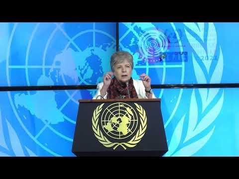 Embedded thumbnail for Palabras de Alicia Bárcena en inauguración de cuarta reunión del Foro de los Países de ALC