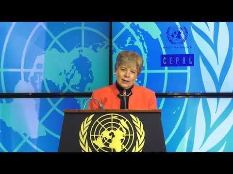 Embedded thumbnail for Discurso de clausura de Alicia Bárcena en el Foro sobre el Desarrollo Sostenible 2021