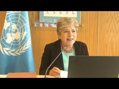 Embedded thumbnail for Palabras de Alicia Bárcena en evento ALC rumbo a la Cumbre de la ONU sobre los Sistemas Alimentarios