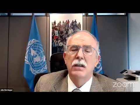 Embedded thumbnail for América Latina y el Caribe rumbo a la Cumbre de las Naciones Unidas sobre los Sistemas Alimentarios