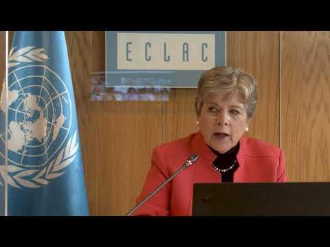 Embedded thumbnail for Palabras de Alicia Bárcena en Décima Reunión de la Mesa Directiva del Comité de Cooperación Sur-Sur